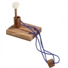 Gordian Puzzle เกมส์ไม้ฝึกสมอง ของเล่นไม้ ตัวต่อไม้ จิ๊กซอว์ไม้