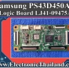 Logic Board Samsung PS43D450A2 LJ41-09475A