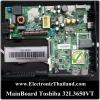 MainBoard Toshiba 32L3650VT