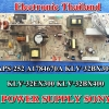 #POWER SUPPLY SONY KLV-32BX300 KLV-EX300 KLV-32BX400