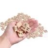 Wooden Scrabble ของเล่นไม้หัตถศิลป์ ของเล่นเด็ก ของเล่นพัฒนาสมอง