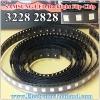 SAMSUNG LED Backlight Flip-Chip LED 1.5W 3V 3228 2828 Cool white