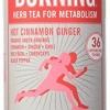 Republic of Tea - Get Burning® - Herb Tea for Metabolism 36 Tea bags