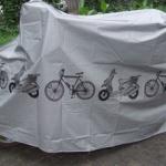 ผ้าคลุมจักรยาน ผ้าคลุมรถจักรยานยนต์ กันน้ำ