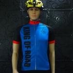 ผลงานเสื้อปั่นจักรยาน KING OF ROAD