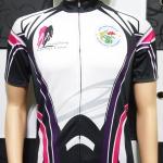 ตัวอย่างเสื้อปั่นจักรยาน ออกแบบตามความต้องการลูกค้า Wangblong Cycling Team
