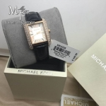 MICHAEL KORS Black Stamped Croco Petite Emery MK2336