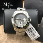 Marc by Marc Jacobs Blade White Dial Stainless Steel Ladies Watch MBM3100