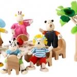 ปาร์ตี้สัตว์หรรษา ของเล่นเพื่อการเรียนรู้ ของเล่นเพื่อความสนุกสนาน