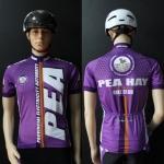 เสื้อปั่นจักรยานแขนสั้น ออกแบบเองราคาถูก