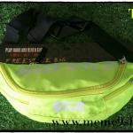กระเป๋าคาดเอว (สีเขียวสด)
