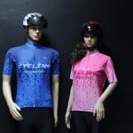 รูปทรงเสื้อ-กางเกงปั่นจักรยาน