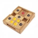 ขุนแผน เกมส์ไม้เสริมทักษะ ของเล่นฝึกสมอง Wooden Brain Teaser