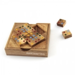 Color Match เกมส์ไม้เพื่อความเพลิดเพลิน ของเล่นเพื่อการเรียนรู้