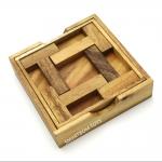 4T Puzzle ของเล่นไม้เสริมทักษะ เกมส์ไม้ฝึกสมอง ของเล่นเสริมพัฒนาการ