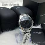 Emporio Armani Men's Chronograph Gunmetal Tone Stainless AR2454