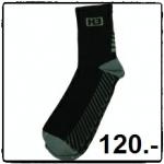 ถุงเท้ากันลื่น สั้น (สีดำ)