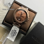 MICHAEL KORS Bradshaw Chronograph Espresso Unisex Watch MK5628