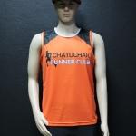 ตัวอย่างเสื้อ-กางเกงปั่นวิ่ง ออกแบบตามความต้องการลูกค้า Chatuchak Running Club