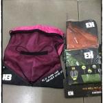 กระเป๋าH3 TOURING BAG(สีชมพู)