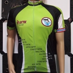 ตัวอย่างเสื้อ-กางเกงปั่นจักรยาน ออกแบบตามความต้องการลูกค้า น้ำมาน Team
