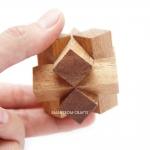 Lumberjack เกมส์ไม้บาก ไม้ไขว้แสนสนุก ของเล่นพัฒนาสมอง ของเล่นไม้
