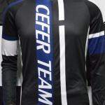 ตัวอย่างเสื้อ-กางเกงปั่นจักรยาน ออกแบบตามความต้องการลูกค้า Cefep Team