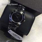 นาฬิกาข้อมือ Marc By Marc Jacobs รุ่น Blade Ceramic Black Dial Watch MBM9501