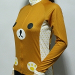 เสื้อปั่นจักรยาน Beer Collection หน้า Cat Eye หลัง Hi Dot