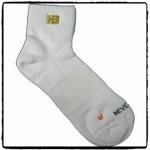 ถุงเท้า H3 Classic สั้น (สีขาว)