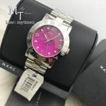 Marc by Marc Jacobs Women's Amy Stainless Steel Bracelet Watch 36mm MBM8623