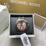 MICHAEL KORS Everest Chronograph Gold Dial Stainless Steel Men's Watch MK5870