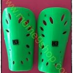 สนับแข้ง H3 ไซส์ M สีเขียว
