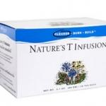 ชาสมุนไพร เนเจอร์ส ที NatureT Infusion 30 ซอง 3กล่อง ขึ้นไปราคาพิเศษ 1700 บาท