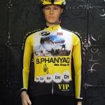 ผลงานเสื้อปั่นจักรยาน S.PHANYAO เสือพานยาว