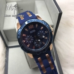 Guess Sporty W0366G3 Men's Watch Blue