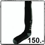 ถุงเท้ากันลื่น ยาว (สีดำ)