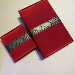 กล่องผ้าไหม กล่องของขวัญ สำหรับเก็บห่อ ของขวัญของสะสม ของที่ระลึก