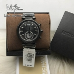 MICHAEL KORS Black Sawyer Watch MK6297