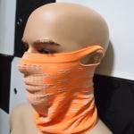 ผ้าบัฟ NAROO MASK X5 กันยูวี 99.6 เปอร์เซ็นต์ สีส้ม