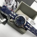 Guess Oasis Blue Dial Men's Watch W0366G2