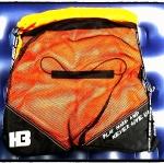 กระเป๋าใส่สตั๊ด (สีส้ม)
