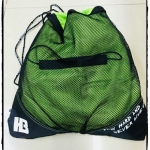 กระเป๋าใส่สตั๊ด (สีเขียว)