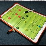 บอร์ดโค้ช กระดานผู้ฝึกสอนฟุตบอล (เล่มเล็ก)
