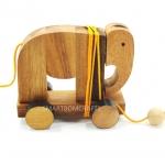 ช้างสยาม ของเล่นเสริมพัฒนาการ ของเล่นไม้ เกมส์ไม้ ของเล่นเด็ก