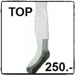 ถุงเท้ากันลื่น H3 Super ยาว (สีขาว)