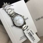 Emporio Armani Mother of Pearl Super Slim AR3168
