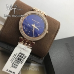 MICHAEL KORS Darci Blue Pve Dial Ladies Watch MK3728