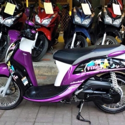 Rental Yamaha Fino 115cc Auto