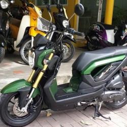 Rental Honda Zoomer X 110cc Auto